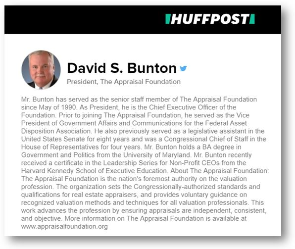 Huffington Post, David Bunton