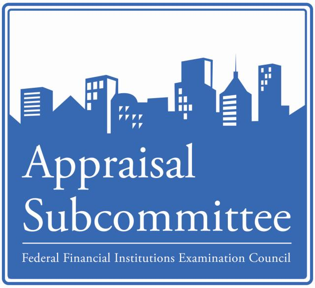 Appraisal Subcommittee