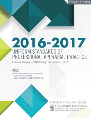 2016-17 Uniform Standards of Professional Appraisal Practice