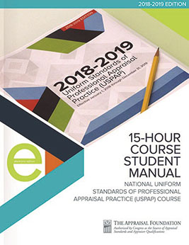 2018-19 15-Hour National USPAP Course eManual