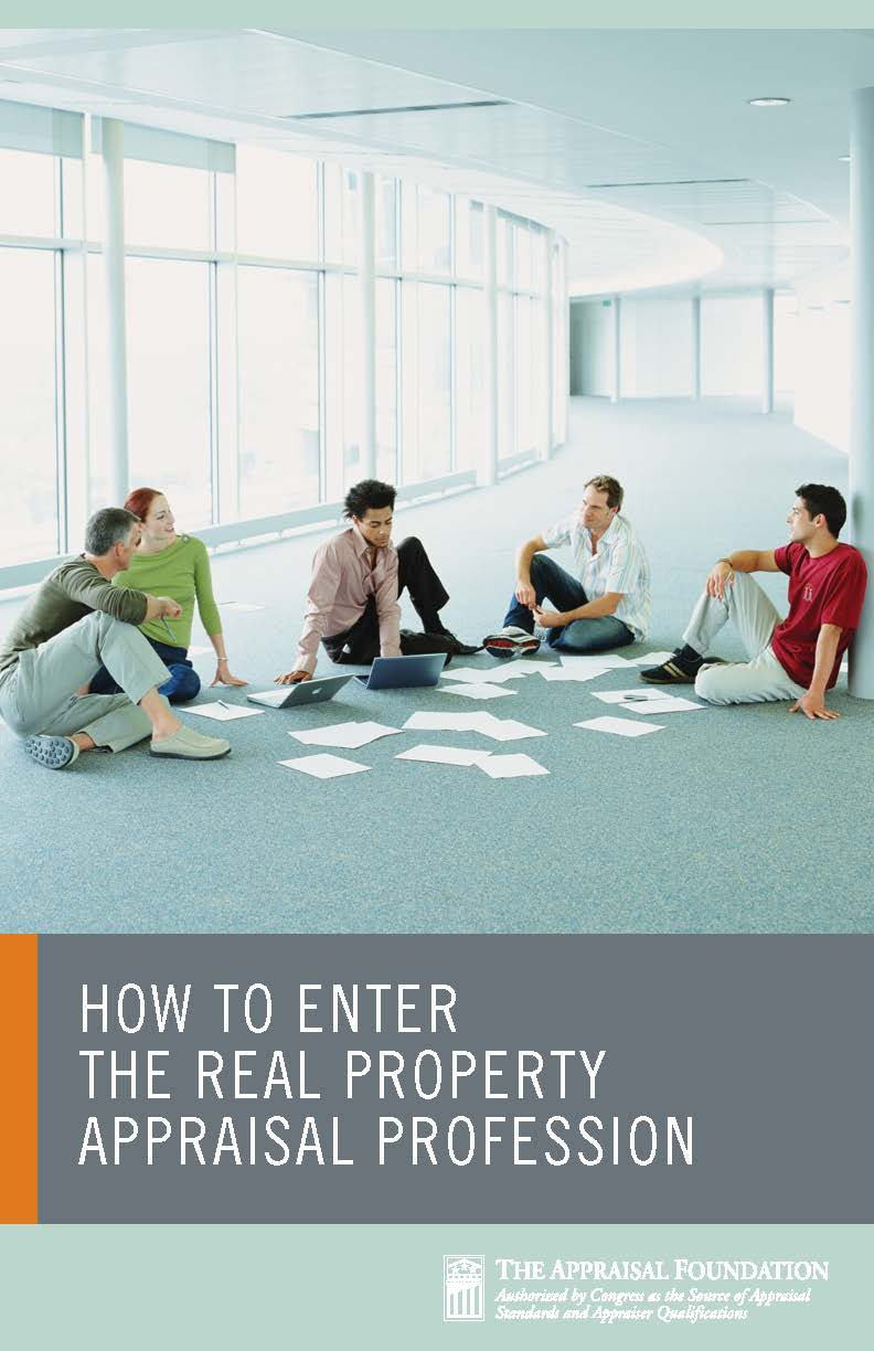 How to Enter the Real Property Appraisal Profession