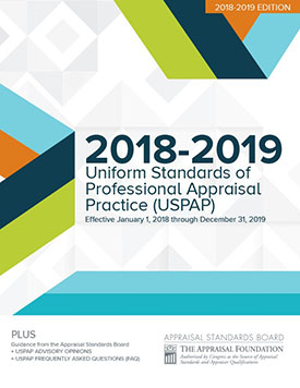 2018-19 Uniform Standards of Professional Appraisal Practice