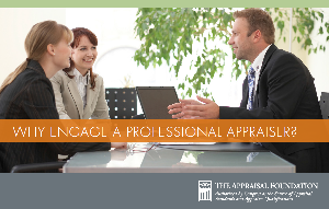 Why Engage a Professional Appraiser?